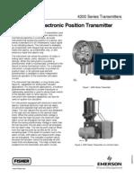 Position Transmitter 4200