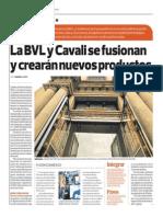 BVL y Cavali Se Fusionan_El Comercio 7-04-2014