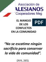 Manejo de Conflictos Www.pjcweb.org