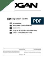 Logan- Echipament Electric