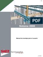 Manual Montaje s2000