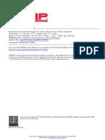 Detection of Four Serotypes of Avian Adenovirus in New Zealand