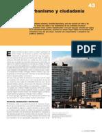 Urbanismo y Ciudadania