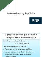 Independía y República pdf