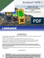 Manual de Funcionamiento Endura OM ES 988-0160-63 a w