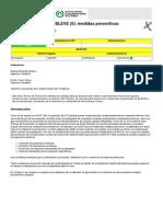 NTP 294 Explosiones BLEVE (II) Medidas Preventivas