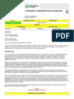 NTP 635 Clasificación, envasado y etiquetado de las sustancias peligrosas