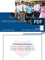 Organizational Behavior Course Case Mapping Final