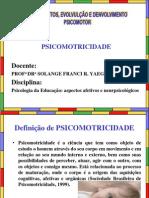 3 PSICOLOGIA DA EDUCAÇÃO - PSICOMOTRICIDADE - FUNDAMENTOS