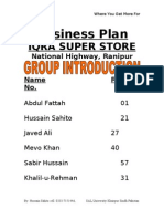 Business Plan_Hussain Sahito