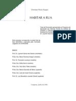 KASPER 2006 Habitar a Rua PhD 239