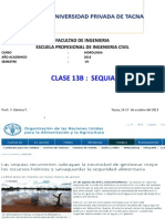 16-17102013 clase 13B  sequias hidrología