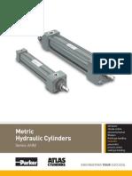 pompe hidraulice liniare