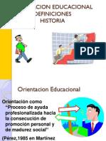 orientacion EducacionaL
