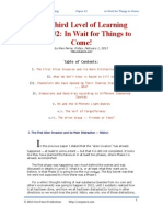TheThirdLevelOfLearningPaper2-InWaitForThingsToCome