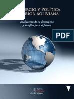 Comercio y Politica Exterior Boliviana
