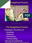 Budgetary Control