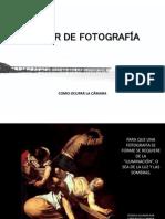 TALLER DE FOTOGRAFÍA 2° CLASE