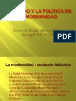 Copia de El estado y la política en la modernidad