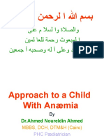 Anemias by Dr.Ahmed Noureldin Ahmed