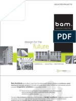 BAM Architects, E-brochure