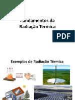 Fundamentos da Radiação Térmica