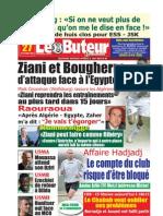 LE BUTEUR PDF du 27/10/2009