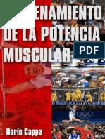Darío Cappa - Entrenamiento de la Potencia Muscular
