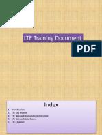 LTE Basic Training Document