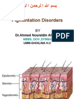 Disorders of Pigmentation 1