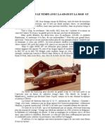 """Jean-Pierre Bréhier, « Voyager dans le temps avec """"La 628-E8"""" et la MGB GT »"""