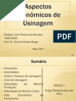 RodrigoBarcelos_Usinot__0212_Aspectos Econômicos de Usinagem
