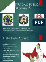 ADMINISTRAÇÃO PÚBLICA NO AMAPÁ