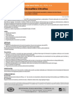 Ficha Tecnica Chema Fibra de Polipropileno