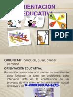 1 presentación orientación educativa