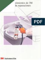 Linea de Revestimientos de 3M Para Todo Tipo de Reparaciones