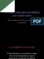 Arte en México S XIX y principios del murlismo.pptx