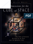 New Dimensions for the Cube of Space- David Allen Hulse
