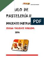 Modulo Pasteleria II