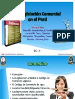 La Legislación Comercial
