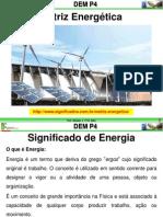 Matriz Energetica Brasileiro