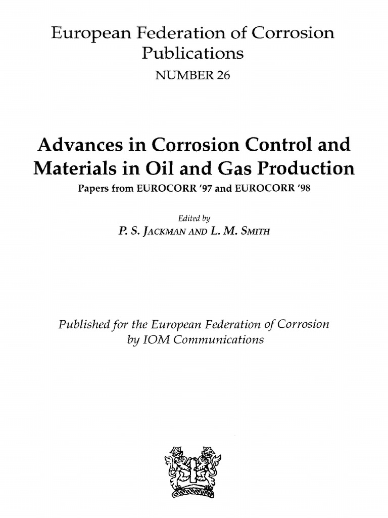 152041619 advances in corrosion control and materials in oil and 152041619 advances in corrosion control and materials in oil and gas production corrosion stainless steel fandeluxe Gallery