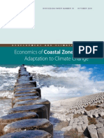 Coastal Zone Adaptation - World Bank