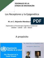 Los Receptores y la Epigenética
