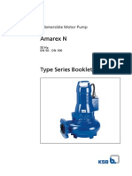 Submersible Motor Pump
