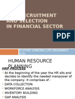 Hrp, Recruitment and Selection