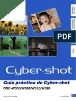 Guia Sony Cybershot Dsc-w350