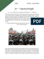 InAstute.com - Ukraine Ongoing Struggle