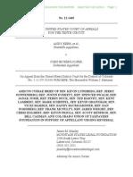 CUT Amicus Brief, Kerr, et al v. Hickenlooper