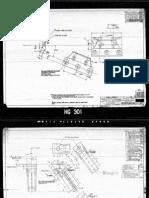 North American Aviation P-51D Mustang Drawings Frames 0301-0400